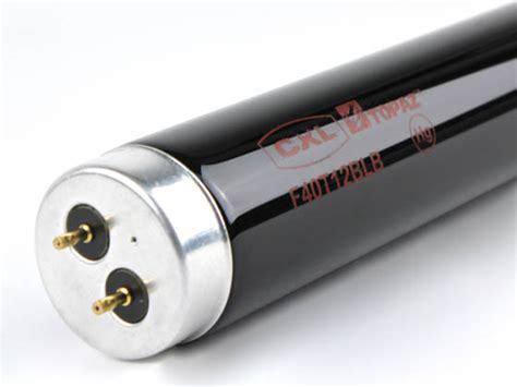 40 watt 48 inch t12 black lite blue fluorescent bulb