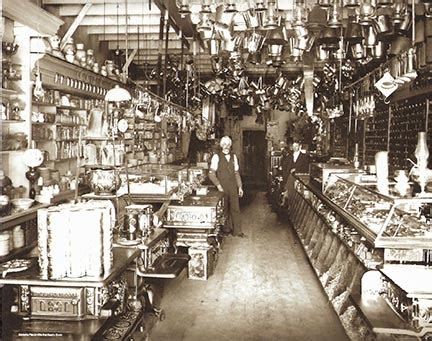 interior hardware retailing