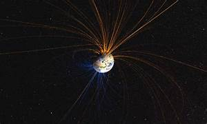 Earth's magnetic field—reversing or fluctuating? : NewsCenter