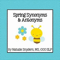 17 Best Images About Antonyms On Pinterest  Special Education, Reading Worksheets And Memory Games