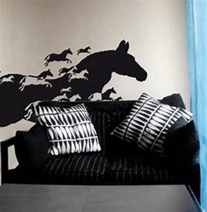 home christmas decoration theme decor equestrian design With awesome home design ideas with horse decals for walls