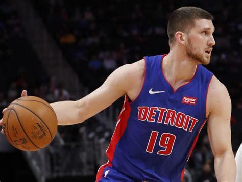 Pistons Exercise Option On Svi Mykhailiuk | Hoops Rumors