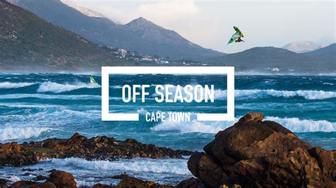 Off Season Clips  Cape Town Wave Action Fanatic