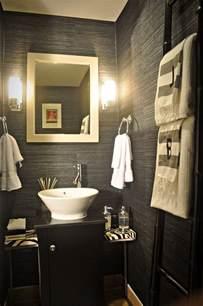 powder bathroom design ideas powder room design ideas 2017 grasscloth wallpaper