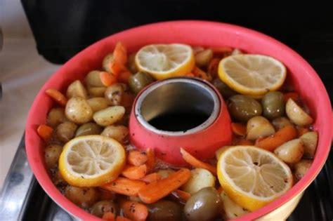 Mediterranean-style Lemon Chicken