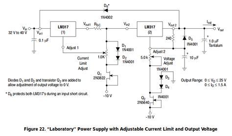Eliminating Negative Output Voltage Based Power