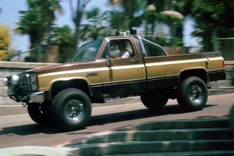 top  tv cars   time    fall guys gmc truck