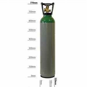 Full No Rent 5% Co2/Argon Gas Bottle 9Lts 135Bar - Weld UK