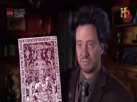 Giorgio Tsoukalos: A Hair Evolution - YouTube