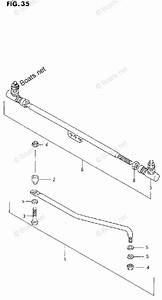 Tie Rod Assembly Diagram