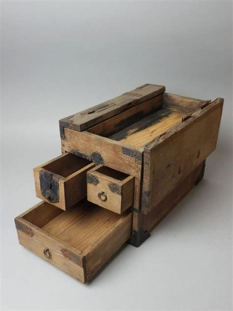 japanese tools tool box  boxes  pinterest
