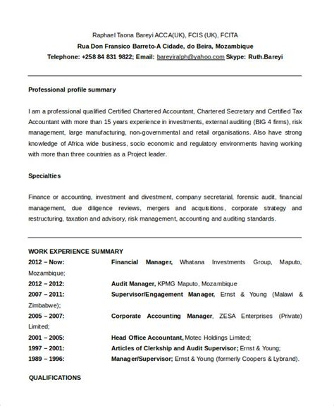 Functional Skills Resume Worksheet by Functional Resume 8 Free Sle Exle Format Free Premium Templates