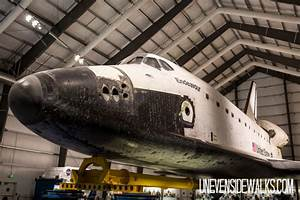 The Space Shuttle Endeavour at the California Science ...