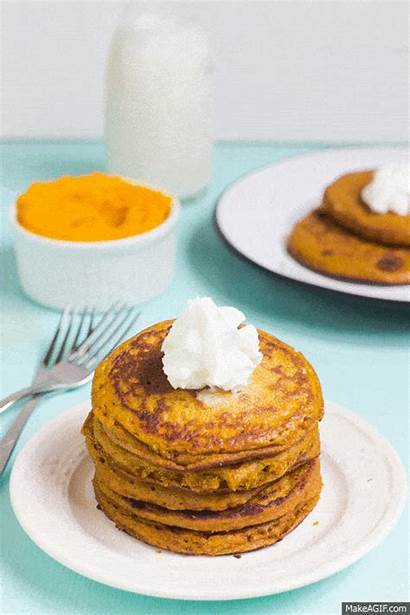 Pancakes Pumpkin Gluten Fluffy Take Recipe Kitchen