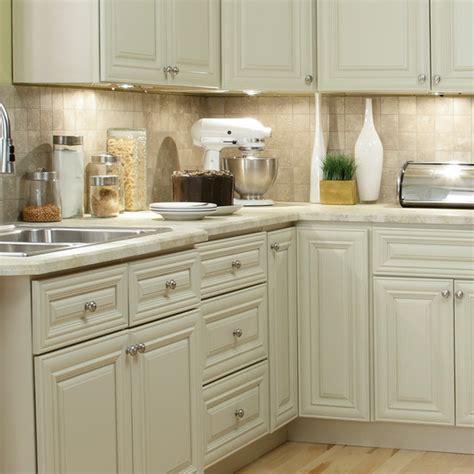 Bjorgsen & Co Victoria Ivory Kitchen Cabinets