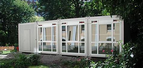 Haus Mieten Raum Bielefeld by Container Mieten Wohncontainer B 252 Rocontainer Mieten