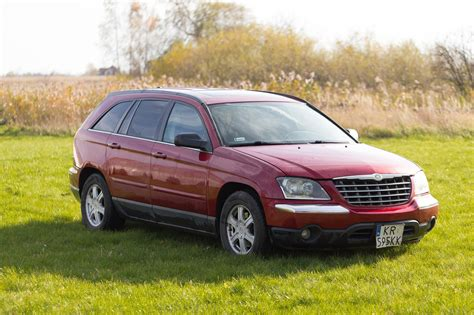 Chrysler Pacifica Awd by Chrysler Pacifica 2005 3 5 V6 Awd 6os Touring
