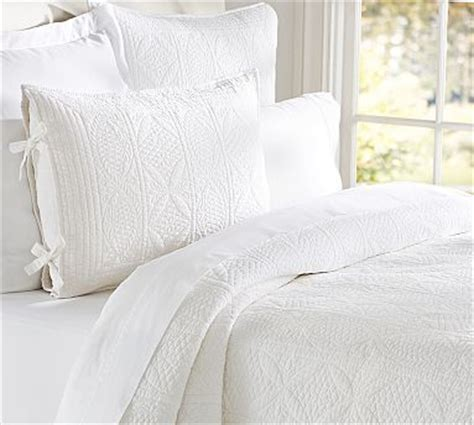 images  white quilted pillow shams