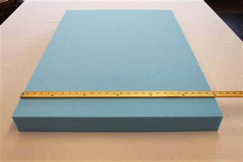 2 Inch Upholstery Foam by Medium Soft Upholstery Sofa Cushion Seating Foam 2 5ft X