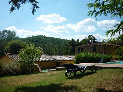 Ferienwohnung Stalla, Toskana, Chianti, Im Dreieck Siena