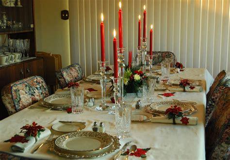 dream christmas dinner table setting designs djenne