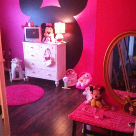 Minnie Mouse Room Decorating Ideas - my minnie mouse bedroom in the big blue