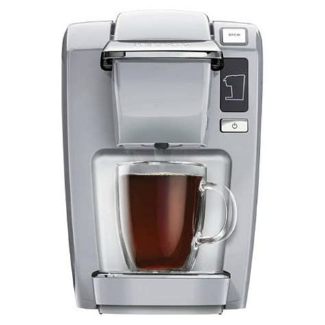 Keurig K15 Personal Coffee Brewer $59.49   $10 in Kohl's Cash!