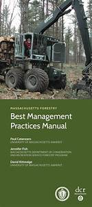 Newly Revised Forestry Best Management Practices Manual
