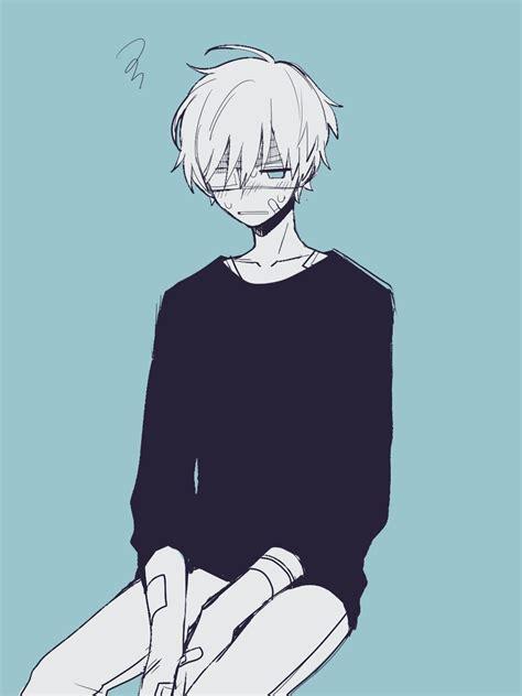 20 Inspiration Boy Aesthetic Depressing Aesthetic Boy Anime Pfp Rings Art