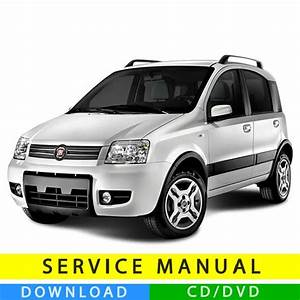 Fiat Panda Service Manual  2003