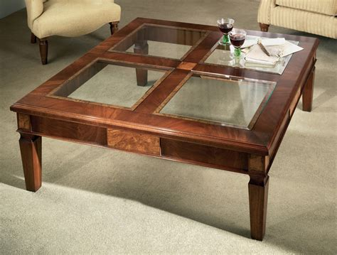 Coffee Table Astonishing Glass Top Coffee And End Tables