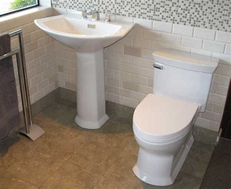 How Much Is A Pedestal Sink by Can You Hide Plumbing In Toto Lloyd Pedestal Sink Column