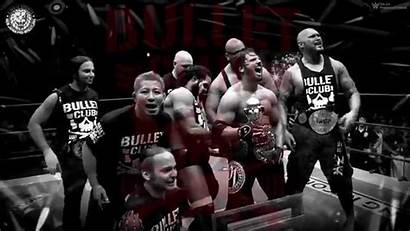 Njpw Bullet Club Wallpapers Theme