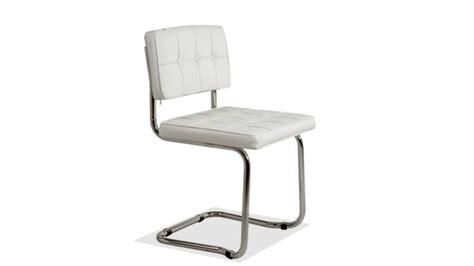 chaises de bureau design chaises mobilier cuir