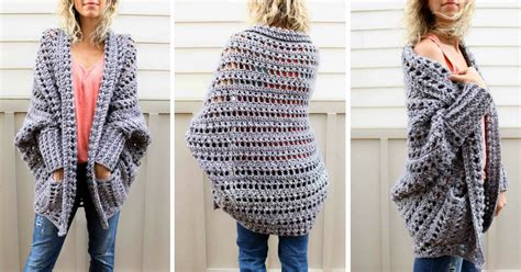 how to crochet a sweater tutorial how to crochet a sweater the free dwell