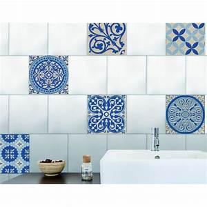 Stickers Carrelage Cuisine 15x15 : stickers muraux salle de bain carreau 15x15 achat ~ Dailycaller-alerts.com Idées de Décoration