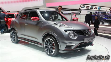 nissan juke nismo rs car  catalog