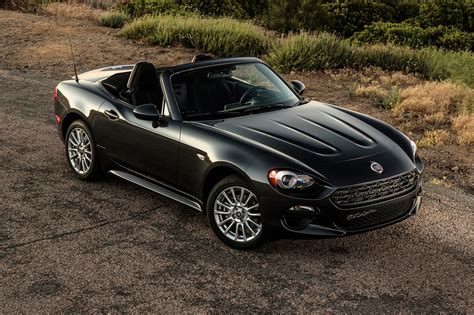 First 2017 Fiat 124 Spider Roadsters Arrive In U.s