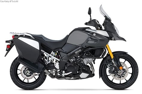 2016 Suzuki Adventure Touring Bike Photos