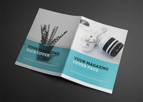 Free Magazine Mockup Set Of Photo Realistic Magazine Mockups Mockupworld