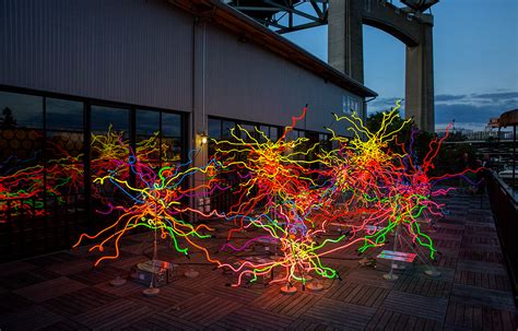 Dale Chihuly's Glass Gardens - SURFACE