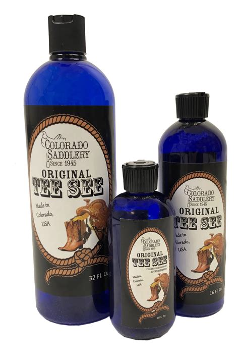 leather conditioner tee ammo saddlery colorado oil pouches holster