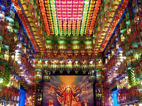 Colors Of by Colors Of Durga Puja In Kolkata Hatibagan India Travel