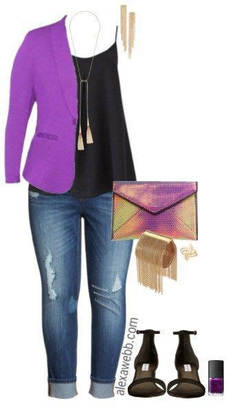 Best 25+ Purple outfits ideas on Pinterest   Purple fall outfits Cardigan outfits and Sexy outfits