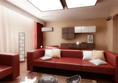 Wandfarbe Rot Braun by Moderne Zimmerfarben Ideen In 150 Unikalen Fotos