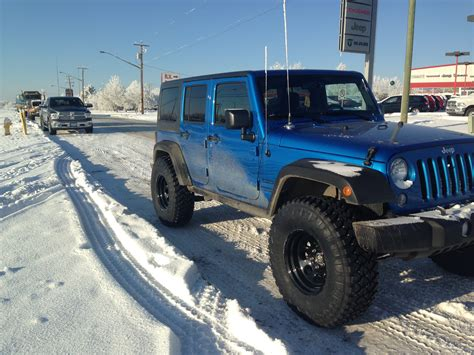 jeep kraken build the blue kraken jeep wrangler 4 4 awesome