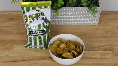 pickle chips dill potato route zapps
