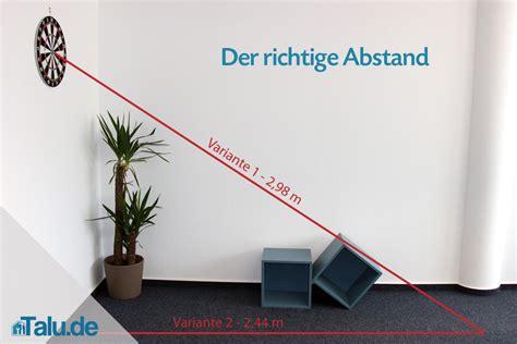 Spiegel Aufhängen Richtige Höhe by Dartscheibe Richtig Aufh 228 Ngen H 246 He Und Abstand Beachten