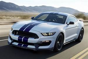 New Ford Mustang Shelby GT350 photo gallery - Autocar India