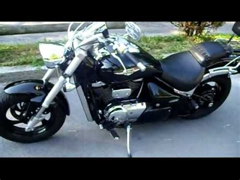 suzuki intruder mboulevard  youtube